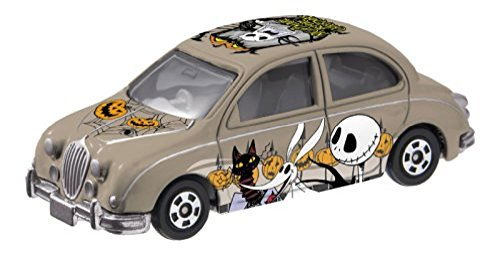 Tomica Disney TomicaCollection D28 Mitsuoka Butte Nightmare Before Christmas R