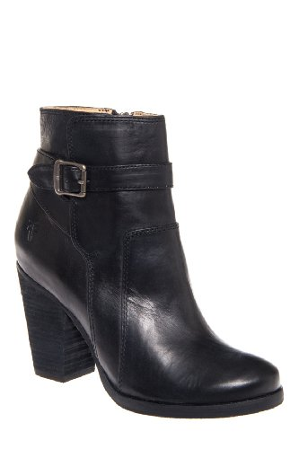 Frye Patty Riding Chunky High Heel Bootie