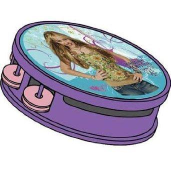 Hannah Montana Mini Tambourines