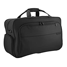 Briggs & Riley Baseline Convertible Cabin Bag in Black