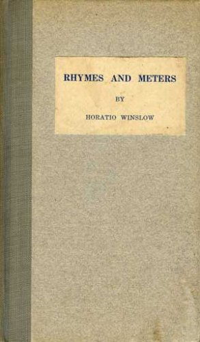 Rhymes and Meters: a practical manual for versifiers