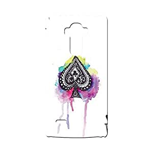 G-STAR Designer Printed Back case cover for LG G4 Stylus - G4550