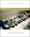 Exploring Social Psychology, First Edition (0070971978) by David Myers
