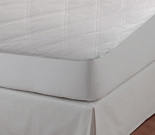 Purchase Budget Waterproof 2 Layer Quilted Mattress Pads - Twin Extra Long