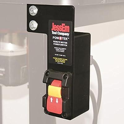 JessEm Pow-R-Tek Remote Power Switch, JessEm# 05010 by JESSEM TOOL CO.