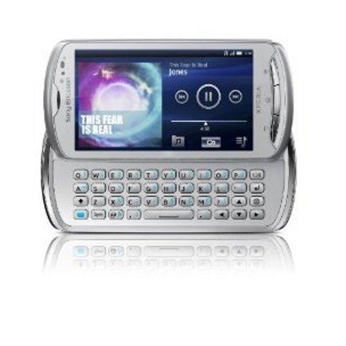 Sony Ericsson Xperia pro MK16a Unlocked Phone--U.S. Warranty (Red)