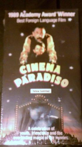 Cinema Paradiso, Dubbed, 1989 Academy Award Winner