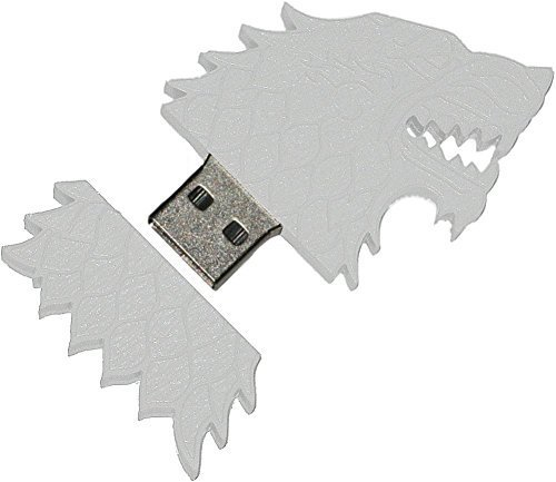 Game of Thrones Dire Wolf 4 GB USB Flash Drive LootCrate April 2015 Exclusive by CustomUSB