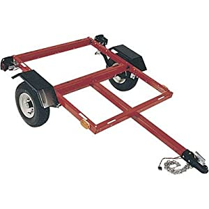 - Northern Industrial Utility Trailer - 40in. x 48in. from Northern Industrial Tools