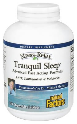 Tranquil sleep by natural factors