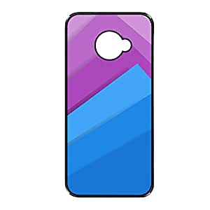 Vibhar printed case back cover for Samsung Galaxy Note 2 PurpleShades