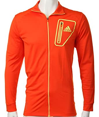 Adidas Mens adizero Tennis Warm Up Zip Jacket by adidas