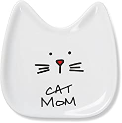 Pavilion Gift Company Blobby Cat, Cat Spoon Rest