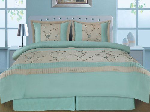 light blue comforter sets. Black Bedroom Furniture Sets. Home Design Ideas