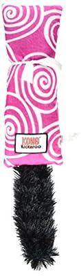 KONG Kickeroo Pattern Cat Toy