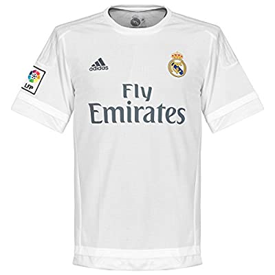 Real Madrid Home Jersey 2015 - 2016