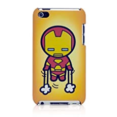 Marvel Kawaii Clip Case - Iron Man