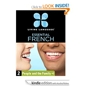 Essential French, Lesson 2: People and the Family Living Language