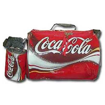 Coca-Cola Can Insulated Lunchbox Cooler With Coin Case front-273858