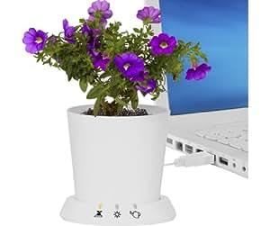 USB Blumentopf