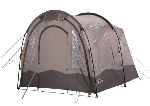 Gelert Horizon 6 End Porch - Chestnut / Sandshell / Cocoa