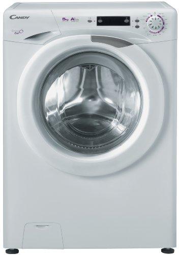 Candy EVO3 1052D-S Waschmaschine Frontlader / A+ C / 1000 UpM / 5 kg / weiss / Raumspargerät 40 cm tief / Schnellwäscheprogramm