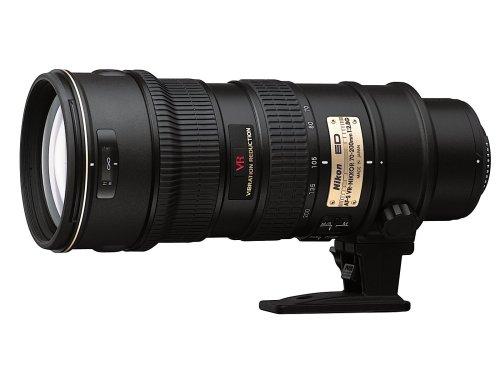 Nikon Af-S 70-200/2.8 Vr Ifed G Nikkor