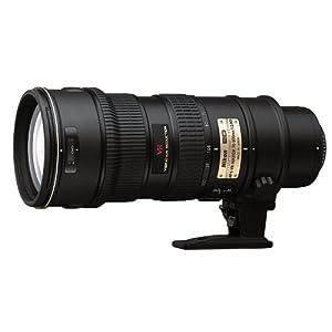 Nikon 70-200mm f/2.8G ED-IF AF-S VR Zoom Nikkor Lens for Nikon Digital SLR Cameras