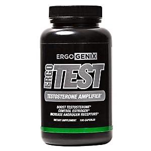 Ergogenix Ergotest - 180 Capsules