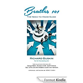 Beatles 101: The Need-To-Know Guide (English Edition)