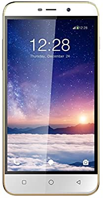 Coolpad Note 3 Lite (Champagne White, 16GB)