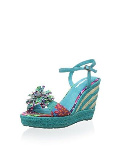 Desigual Women's Wedge Sandal