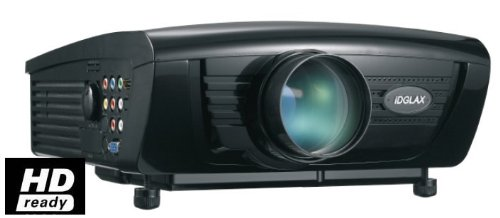 Idglax Hd Port Ready Lcd Projector, 1080I/P Compatible Resolution, Hdmi Input,Playstation, Xbox, Wii, Dvd,Home Theater