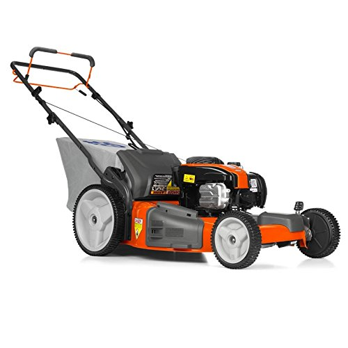 Husqvarna 961430096 HU550FH Briggs 550ex 140cc 3-in-1 Front Wheel Drive Mower in 22-Inch Deck image