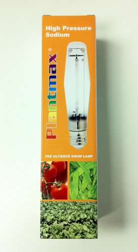 Plantmax HPS 400 Watt Grow Light Bulb