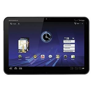 Motorola Xoom WiFi Tablet (25,65 cm (10,1 Zoll) (NVIDIA Tegra 2 dual core, 1GHz, 1GB RAM, 32GB, Android 3.0) grau