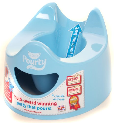Pourty Easy-to-Pour Potty, more colors