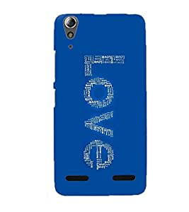 Doyen Creations Designer Printed High Qulaity Premium case Back Cover For Lenovo A6010
