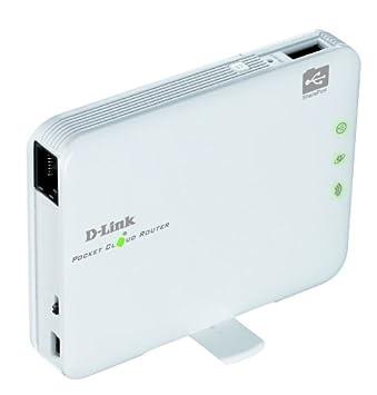 D-Link DIR-506L - Enrutador inalámbrico, 802.11b/g/n, sobremesa