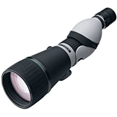 Leupold Kenai HD Straight Spotting Scope, Gray Black, 25-60 x 80mm by Leupold
