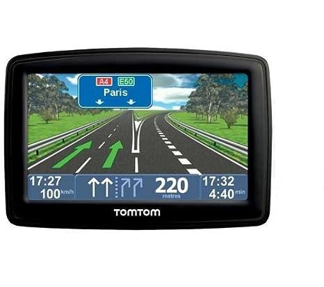Tomtom - XL V4 IQ Routes Edition2 Europe Refurb GPS Eléments Dédiés `a la Navigation Embarquée Fixe, 16:9 Chaîne Info Traffic (TMC) (Produit Import)