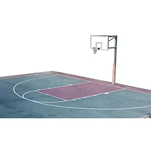 Buy Easy Court Premium Basketball Court Marking Stencil Kit by Ronan Sports