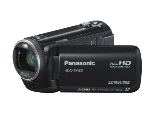 Panasonic TM80 Full HD Camcorder
