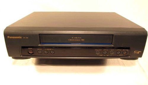 Panasonic Pv-7401 Vhs Vcr 4head Omnivision, Vcr Plus, Player and Recorder (Panasonic Omnivision compare prices)