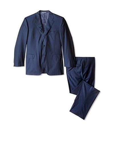 Canali Men's Check Suit