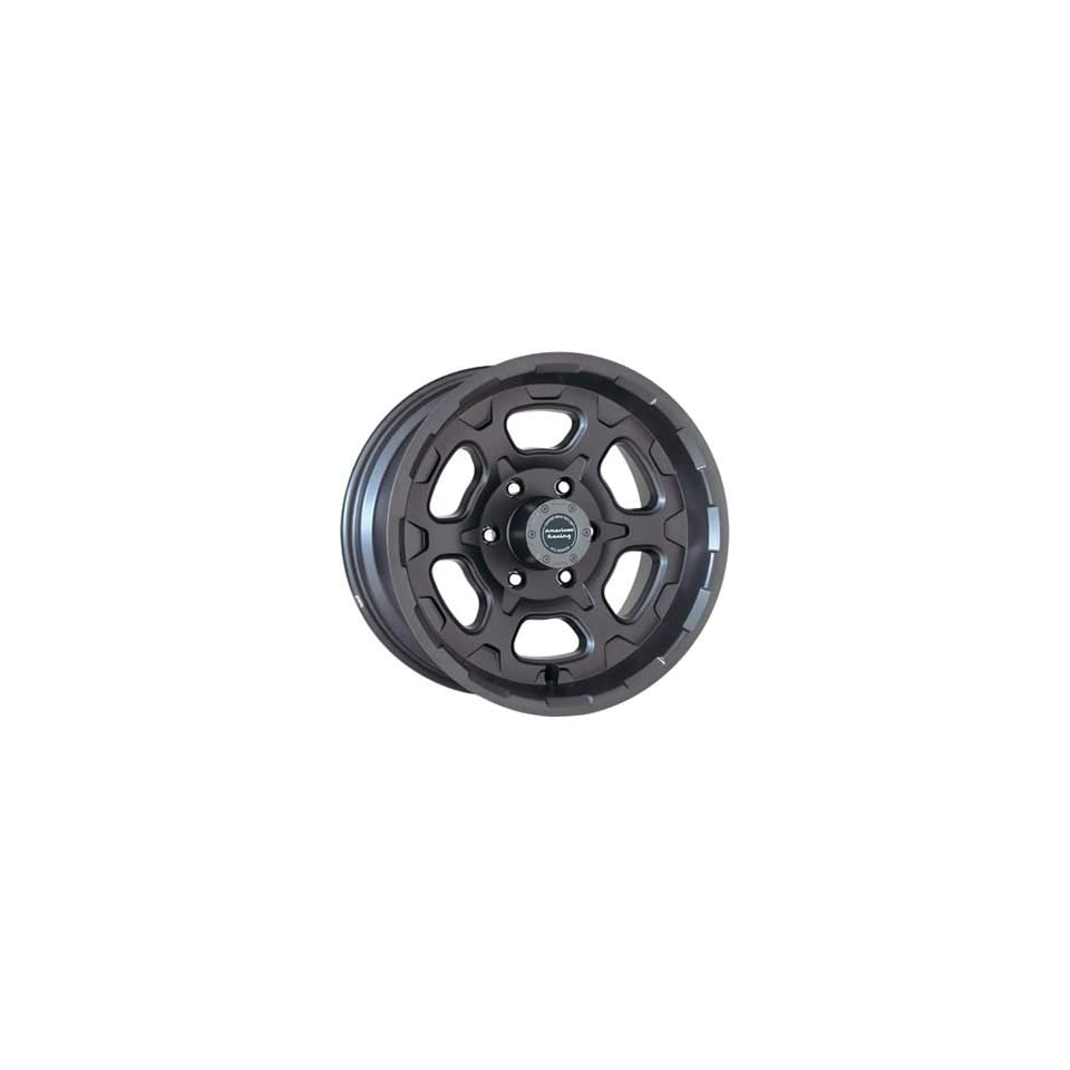 American Racing ATX Chamber 17x9 Teflon Wheel / Rim 6x5.5 with a  12mm Offset and a 108.00 Hub Bore. Partnumber AX39857983