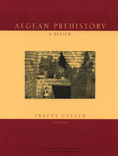 Aegean Prehistory: A Review (American Journal of Archaeology)