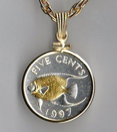 Bermuda 5 Cent