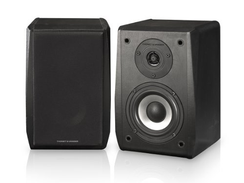 Thonet & Vander VERTRAG 2.0 Wooden Bookshelf Speakers