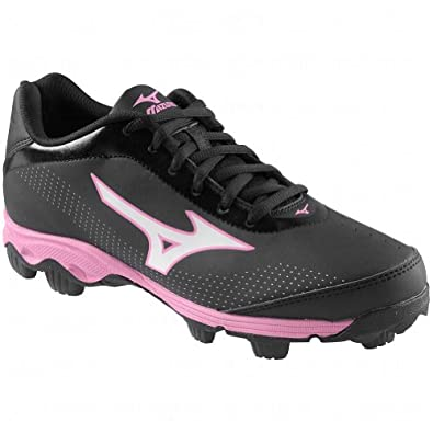 Buy Mizuno Youth Finch Franchise 5 Softball Cleat (Little Kid Big Kid) by Mizuno